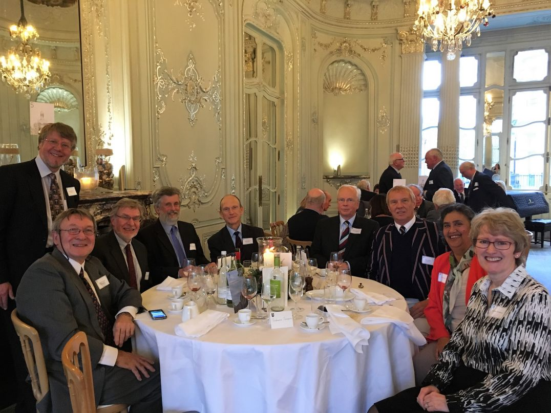 OB Pioneers London Lunch 2017
