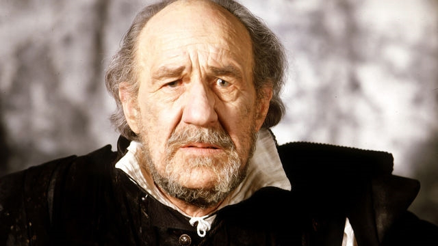 Sir Michael Hordern (C. 1925-30)