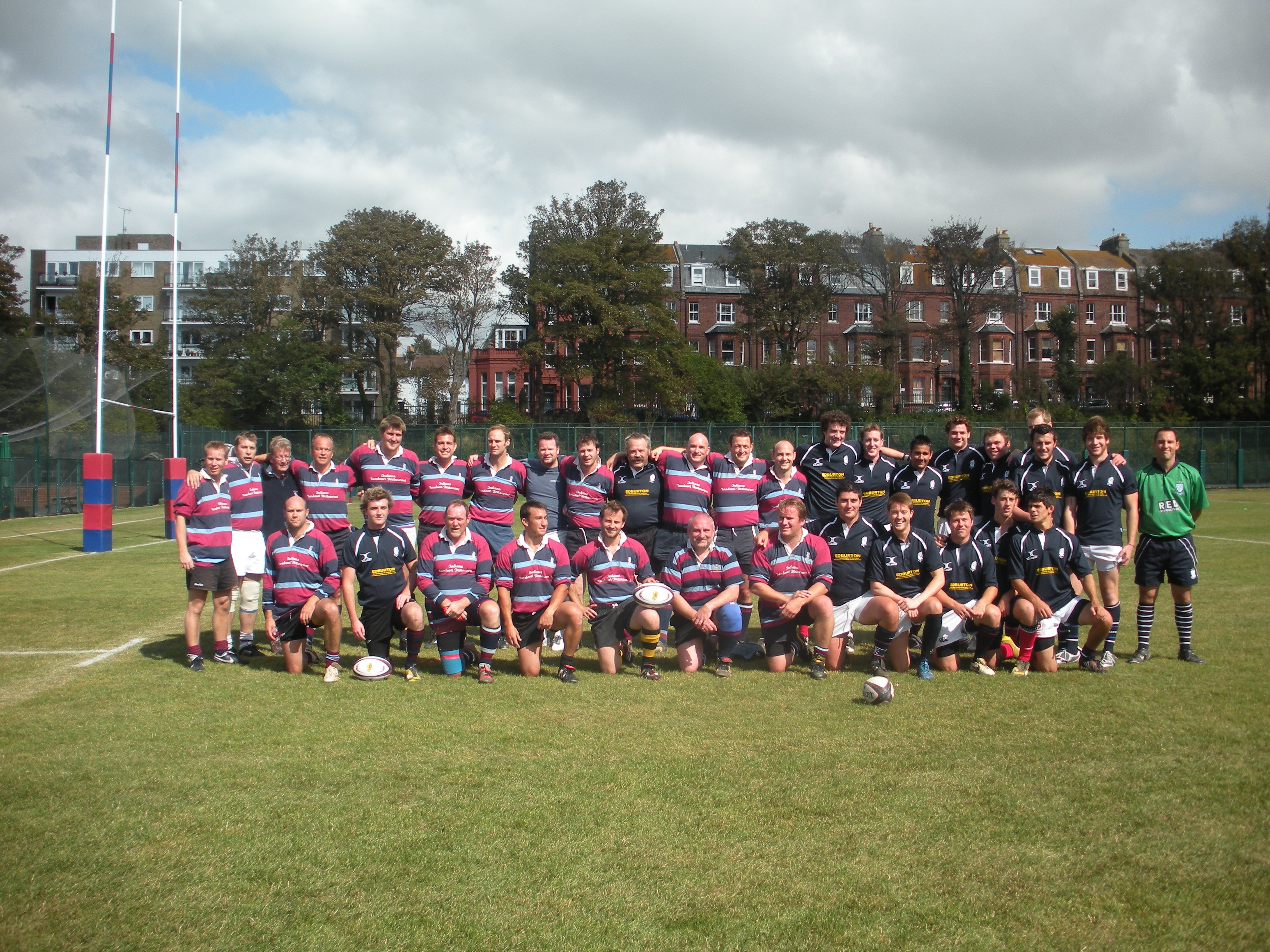 The Peter Rumney Memorial Rugby Match 2009