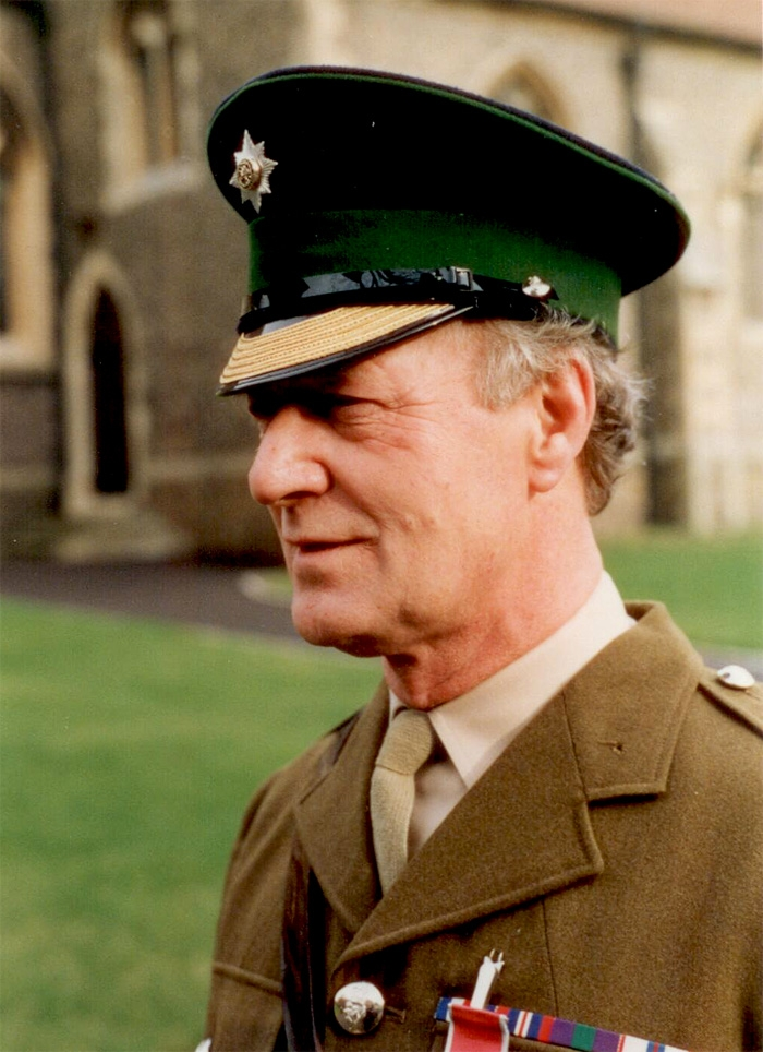 Sgt Major Chris O'Connell
