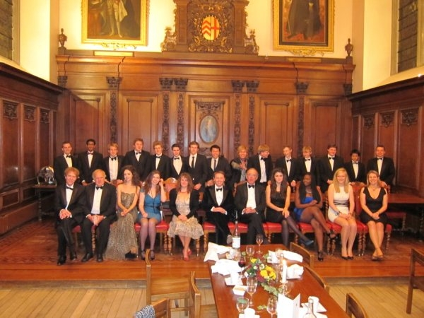 OBA Oxbridge Dinner