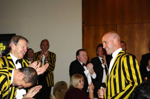 Alex King (A. 1988-93) inducted into Wasps Hall of Fame