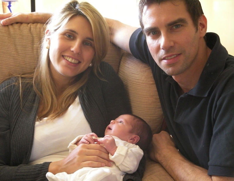 David and his wife, Cristina, are proud to announce the birth of their son, Hugo Bayne Lawrence on 8th October 2010