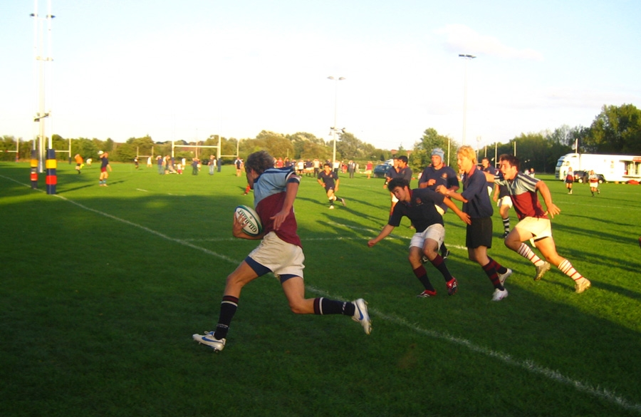 The Cronk-Cunis Rugby Festival 2006