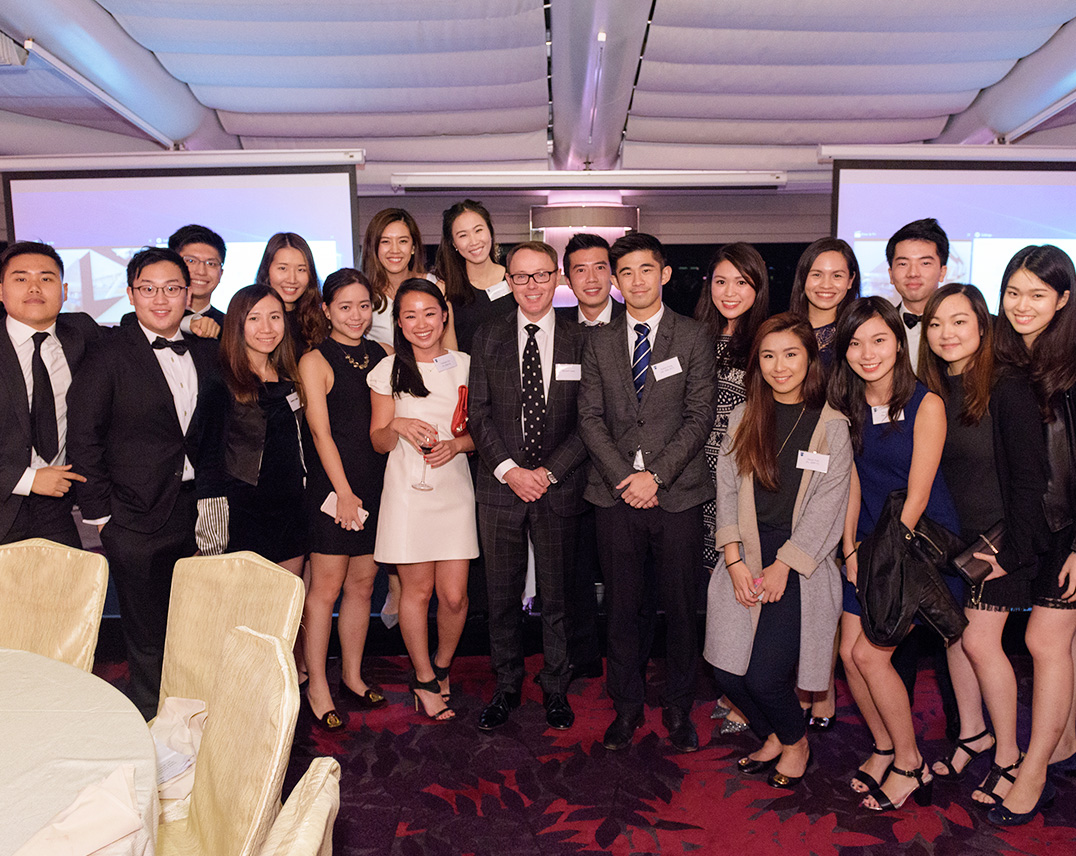 Brighton College Hong Kong Dinner