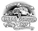 The Great School Trip - Brighton to Colombo